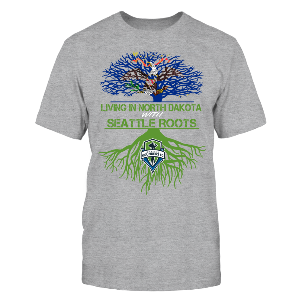 Seattle Sounders - Living Roots North Dakota Front picture