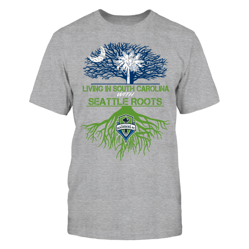 Seattle Sounders - Living Roots South Carolina Front picture