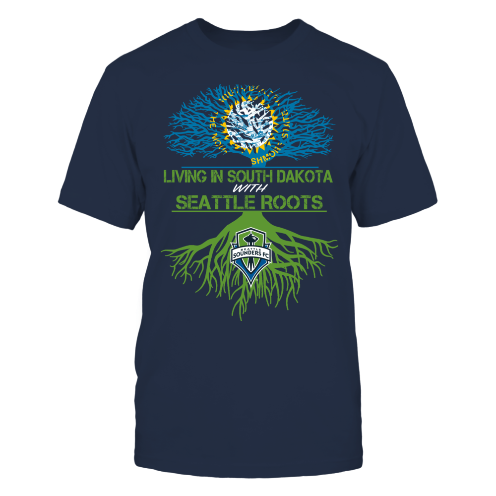 Seattle Sounders - Living Roots South Dakota Front picture