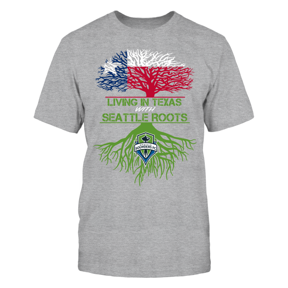 Seattle Sounders - Living Roots Texas Front picture