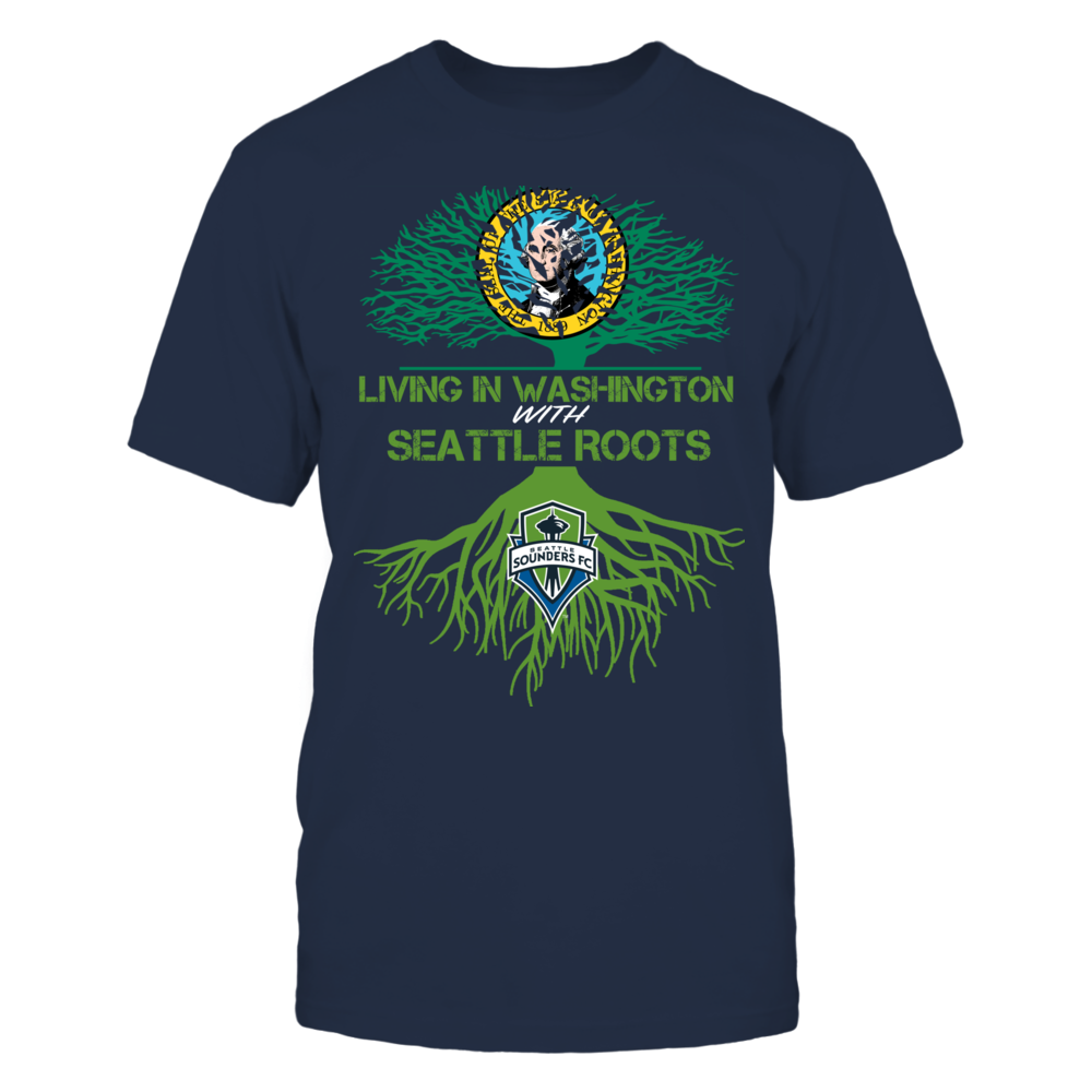Seattle Sounders - Living Roots Washington Front picture