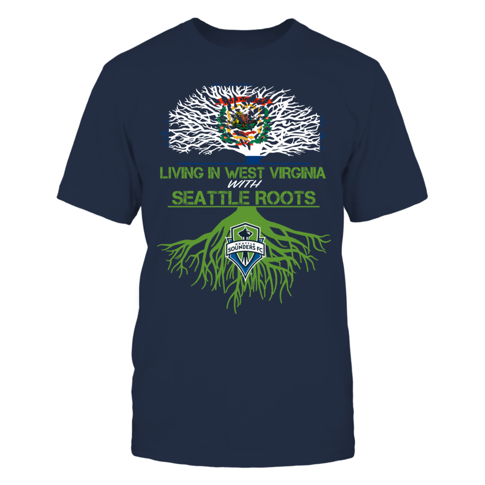 Seattle Sounders - Living Roots West Virginia Front picture