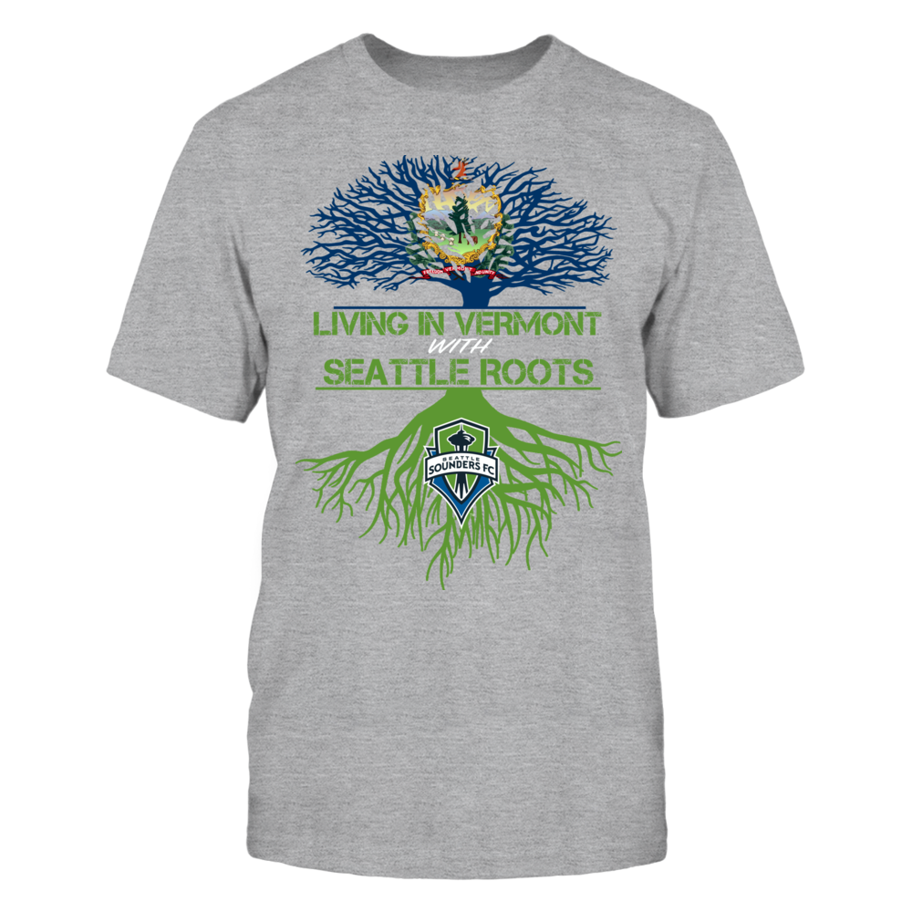 Seattle Sounders - Living Roots Vermont Front picture