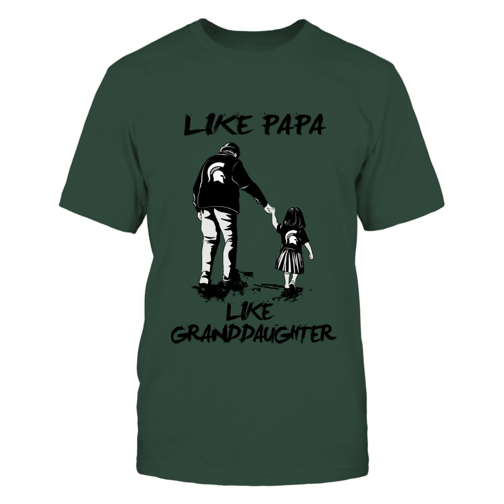 Michigan State Spartans - Like Granddaughter Front picture