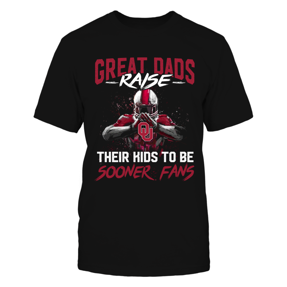 Oklahoma Sooners - Great Dads Raise Their Kids Front picture
