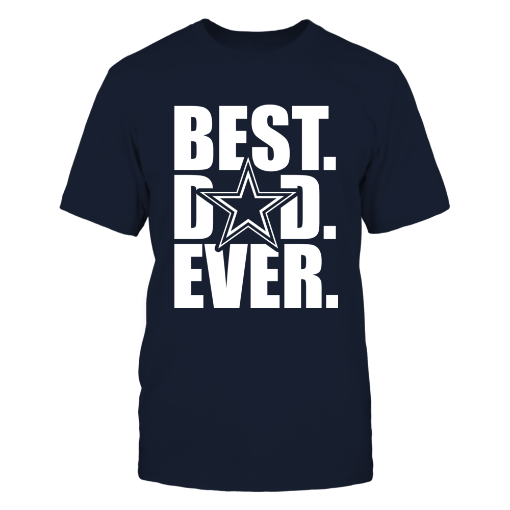 Dallas Cowboys - Best Dad Ever Front picture