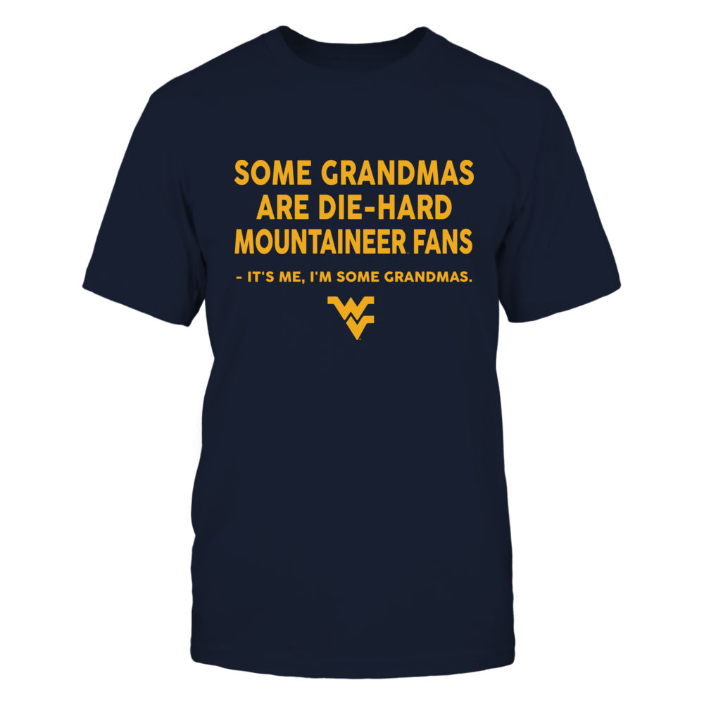 West Virginia Mountaineers - Some Grandmas - Bingo Front picture