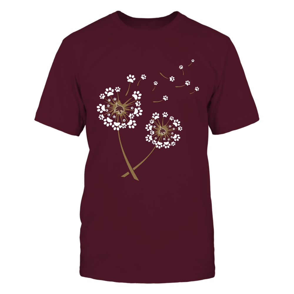 Texas State Bobcats - Dandelion - Paw Front picture