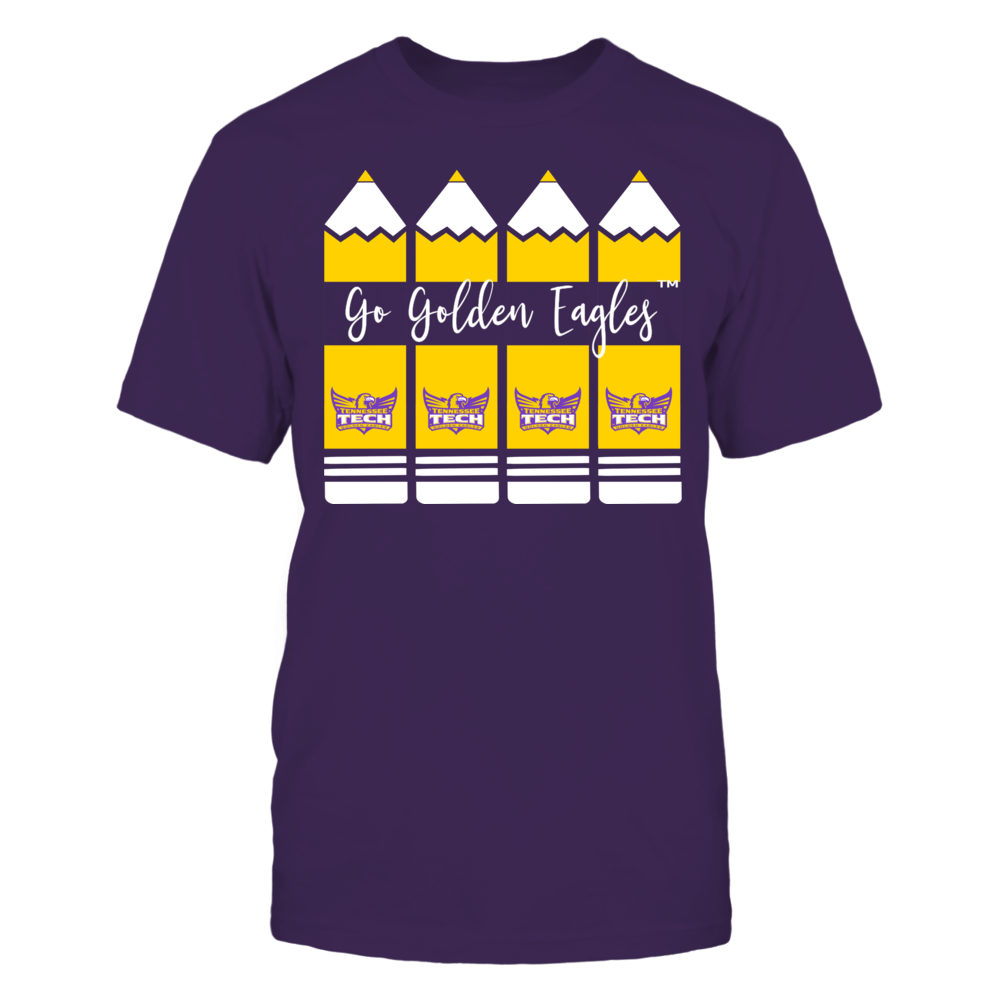 Tennessee Tech Golden Eagles - Teacher Pencils Front picture