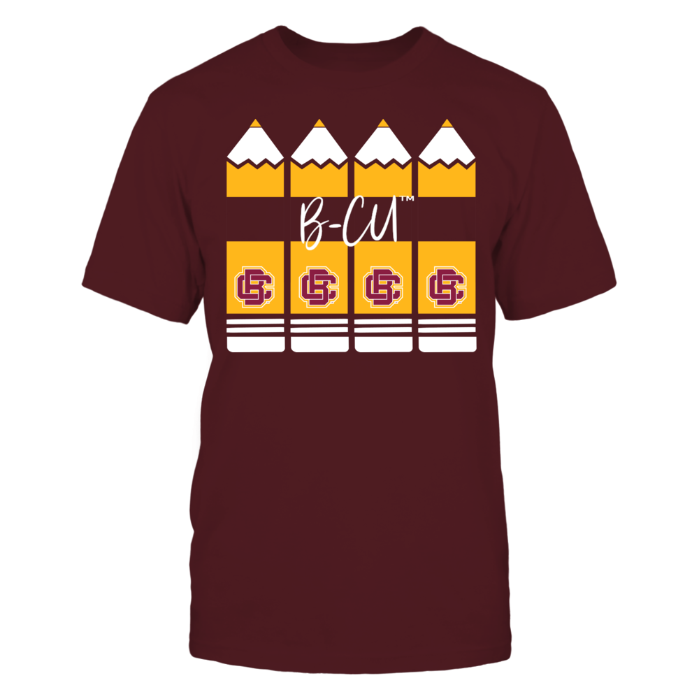 Bethune-Cookman Wildcats - Teacher Pencils Front picture