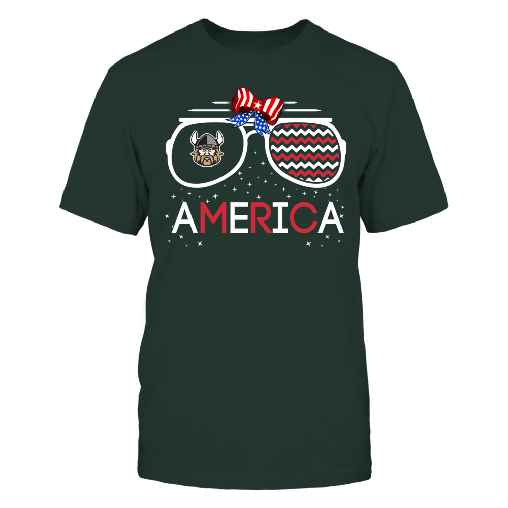 Cleveland State Vikings - American Glasses Front picture