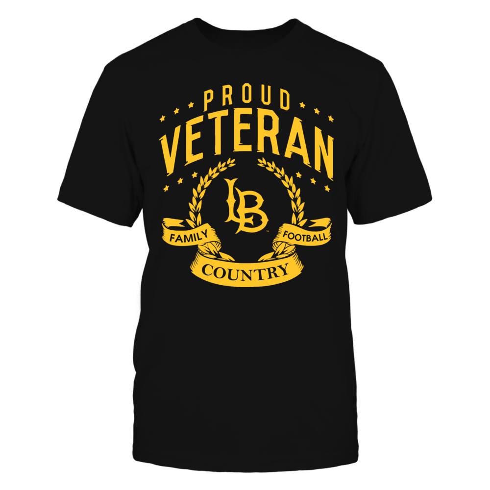 Long Beach State 49ers - Proud Veteran Front picture