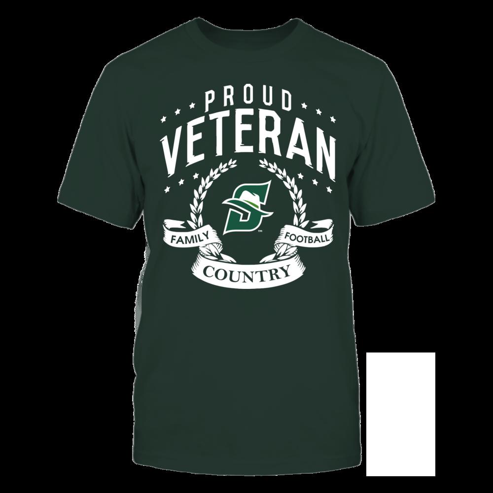 Stetson Hatters - Proud Veteran Front picture