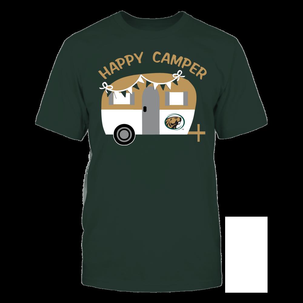 Bemidji State Beavers - Vintage Camping Front picture