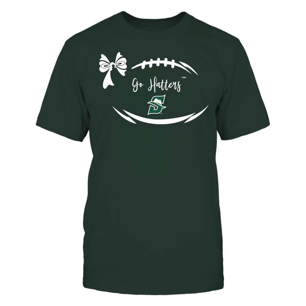 Stetson Hatters - Football Bow Front picture