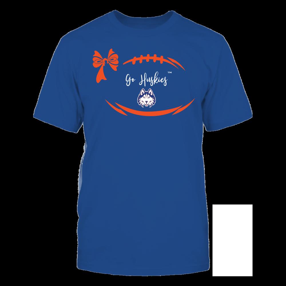 Houston Baptist Huskies - Football Bow Front picture