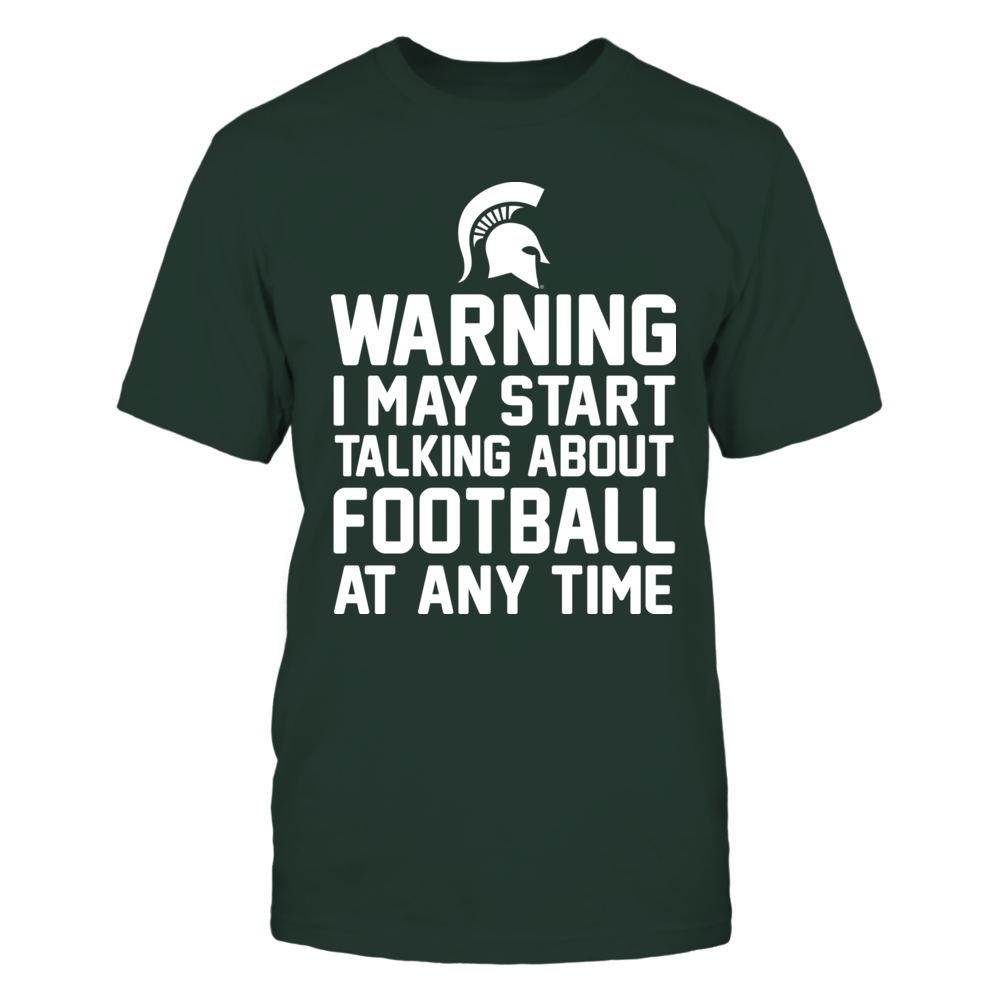 Talk About Michigan State Football Front picture