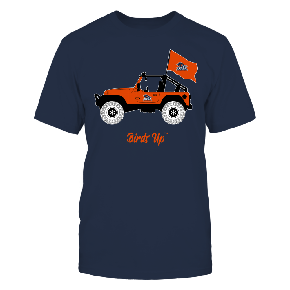 UTSA Roadrunners - Jeep - IF-IC13-DS45 Front picture