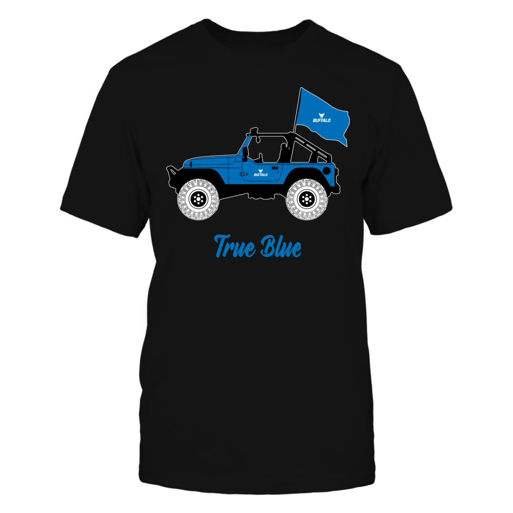 Buffalo Bulls - Jeep Front picture