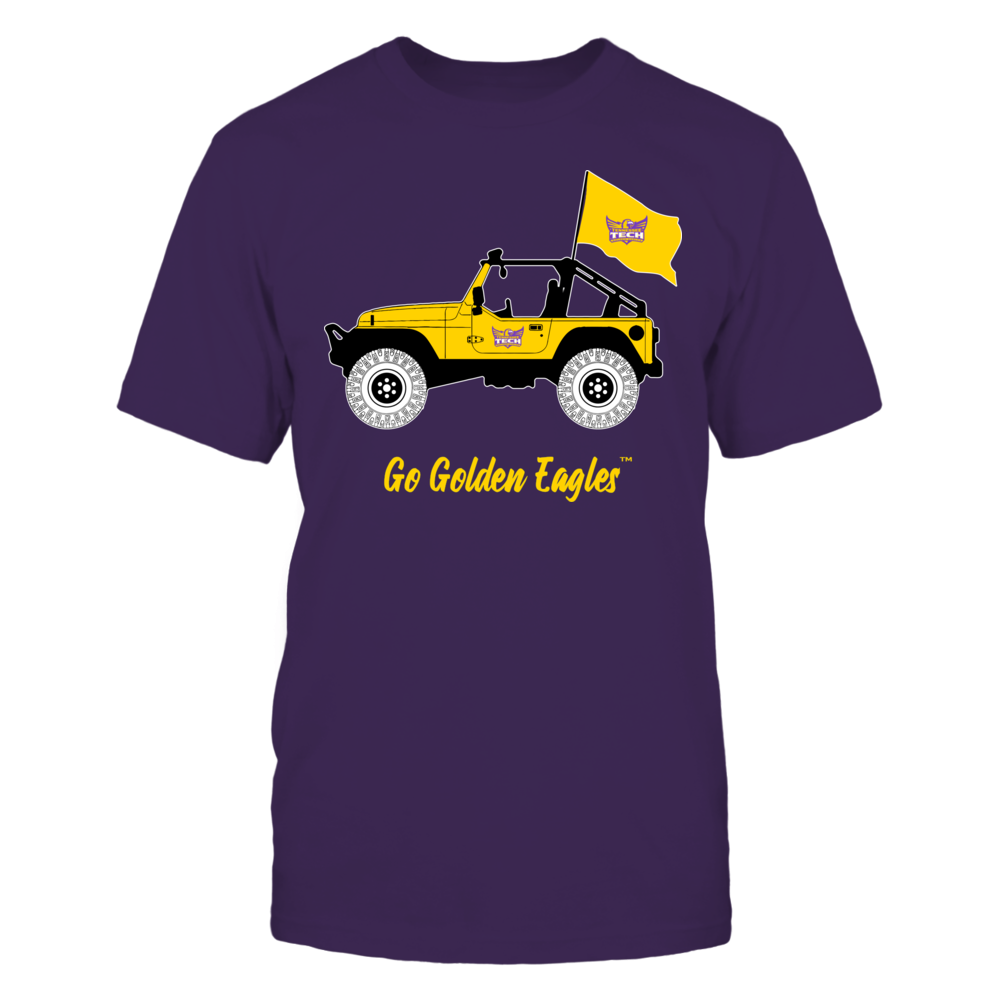 Tennessee Tech Golden Eagles - Jeep Front picture