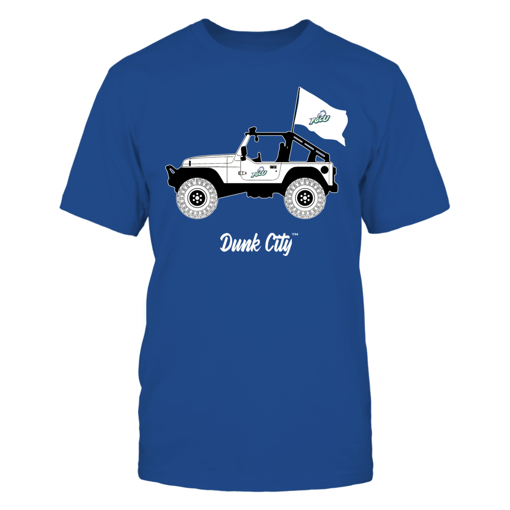 Florida Gulf Coast Eagles - Jeep Front picture