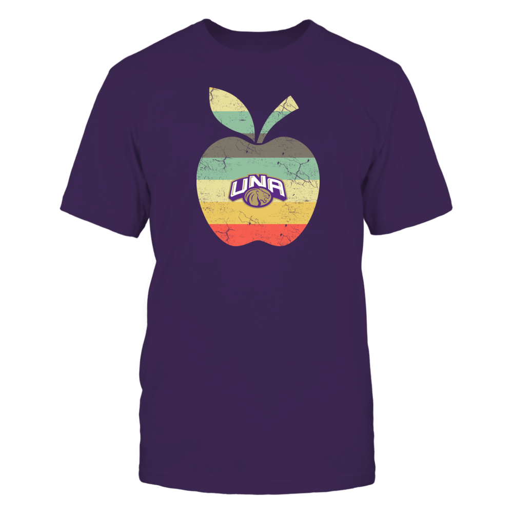 North Alabama Lions - Teacher - Apple Vintage Front picture