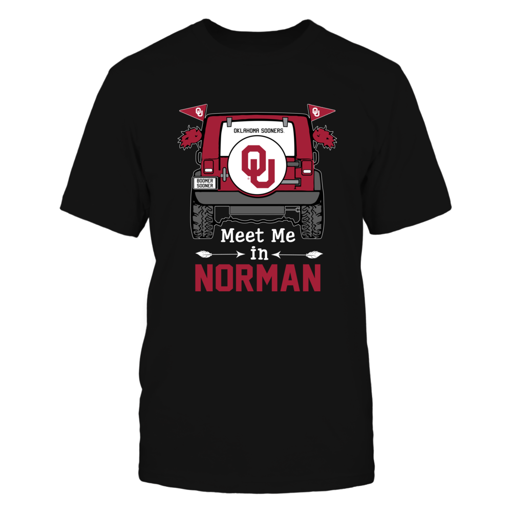Oklahoma Sooners - Meet Me In Front picture