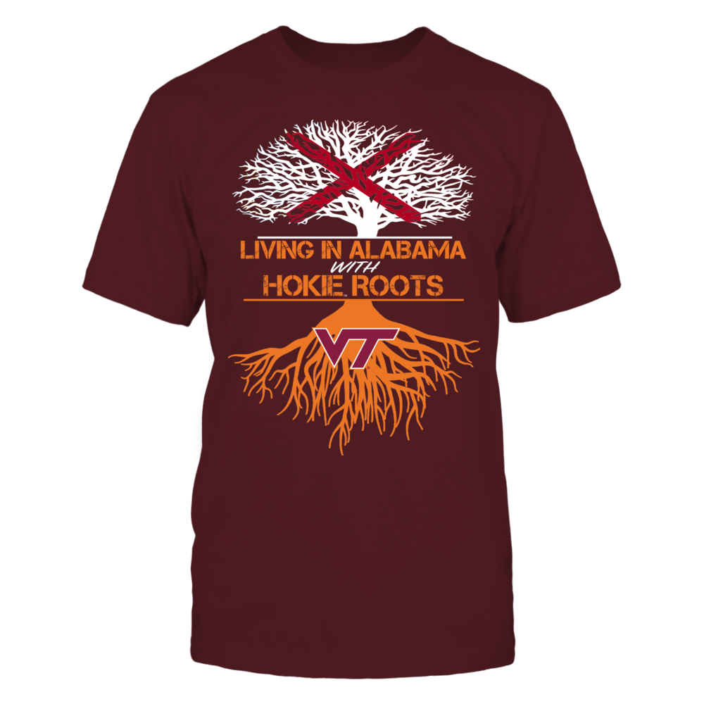 Virginia Tech Hokies - Living Roots Alabama Front picture