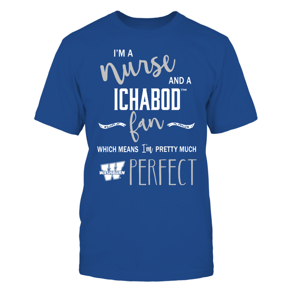 Washburn Ichabods - Perfect Nurse Front picture