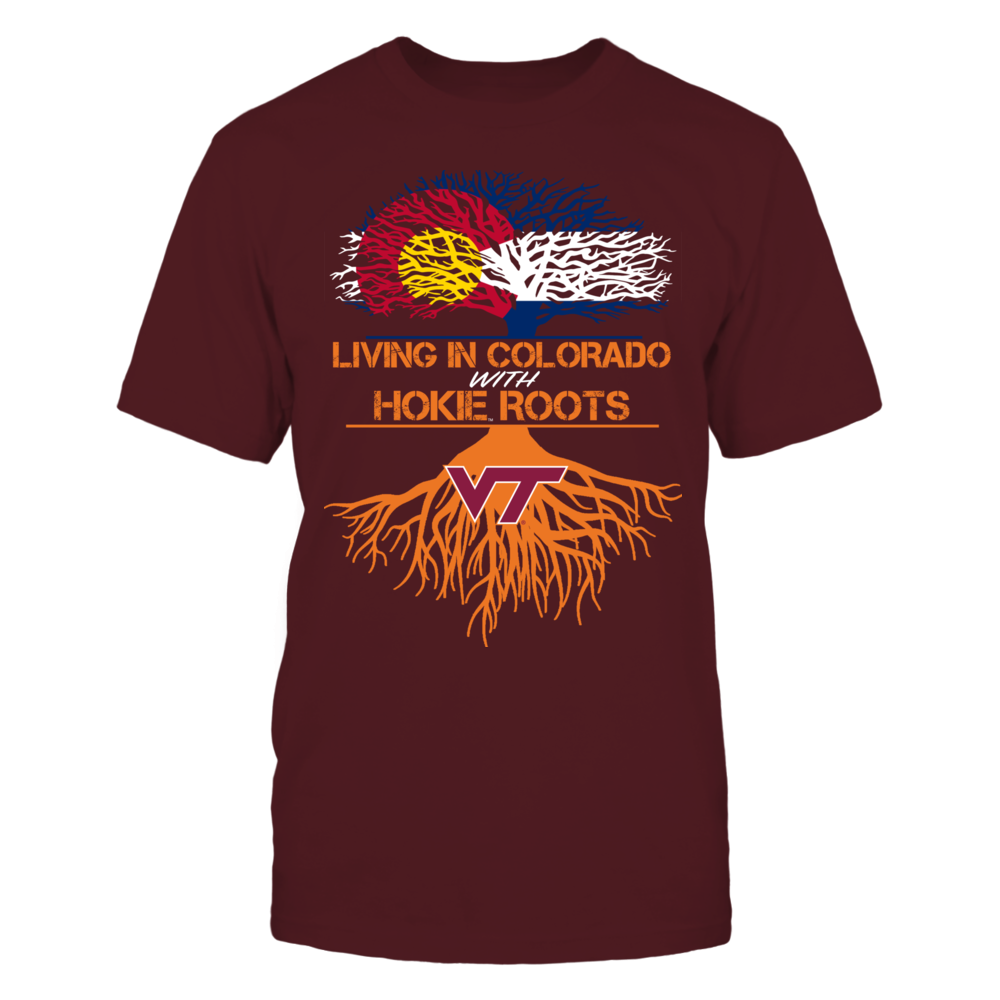 Virginia Tech Hokies - Living Roots Colorado Front picture