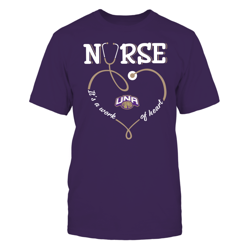 North Alabama Lions - Nurse - Work of Heart Front picture