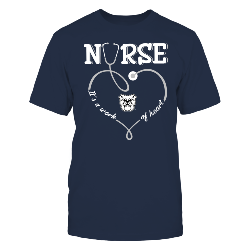 Butler Bulldogs - Nurse - Work of Heart Front picture