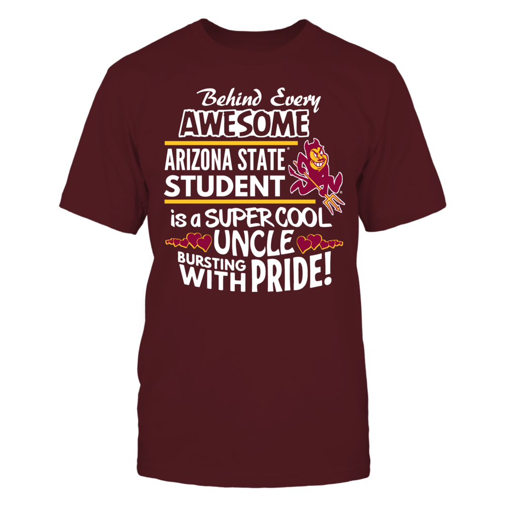 Arizona State University Super Cool Uncle Front picture
