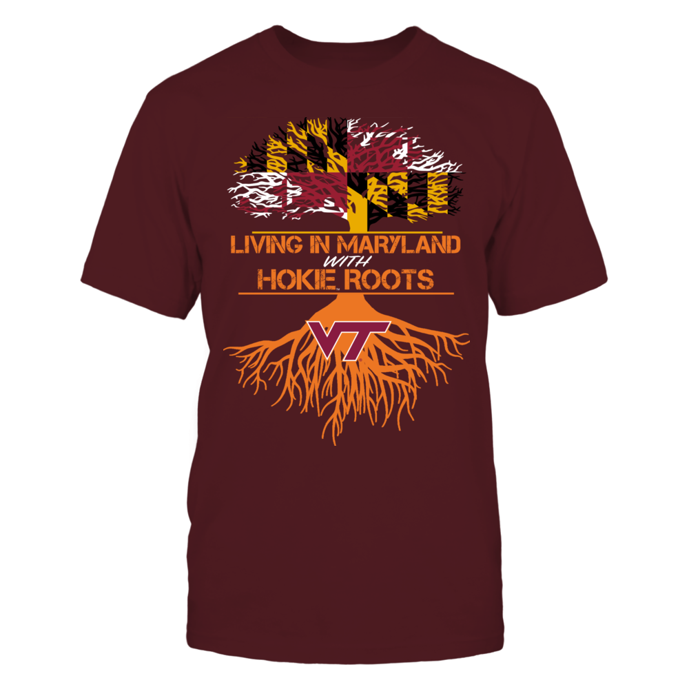 Virginia Tech Hokies - Living Roots Maryland Front picture