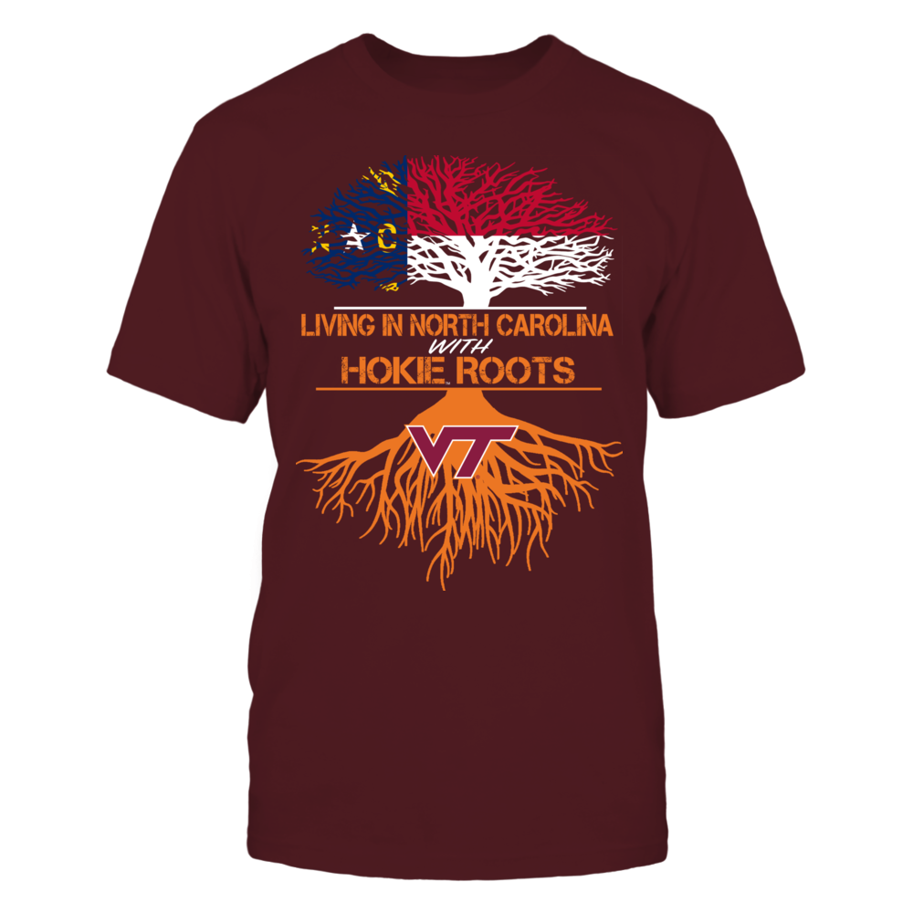 Virginia Tech Hokies - Living Roots North Carolina Front picture