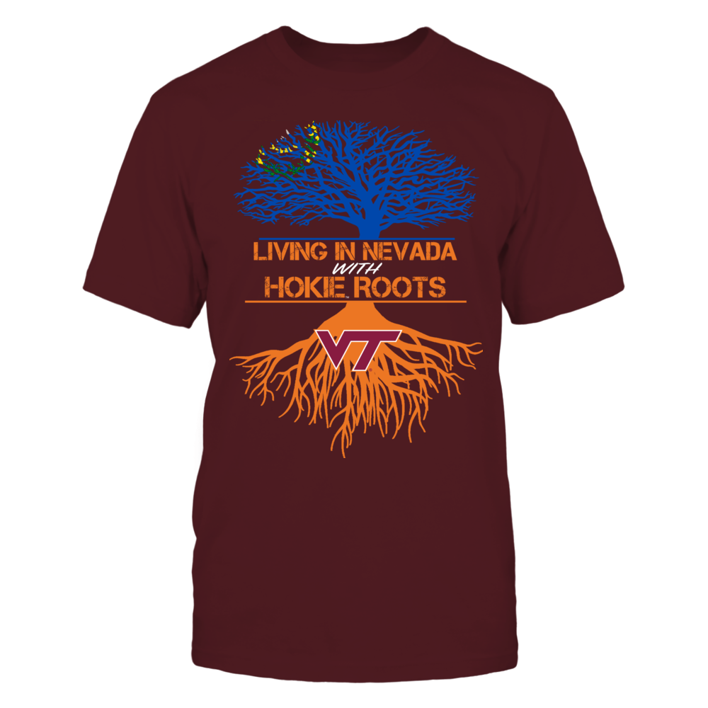 Virginia Tech Hokies - Living Roots Nevada Front picture