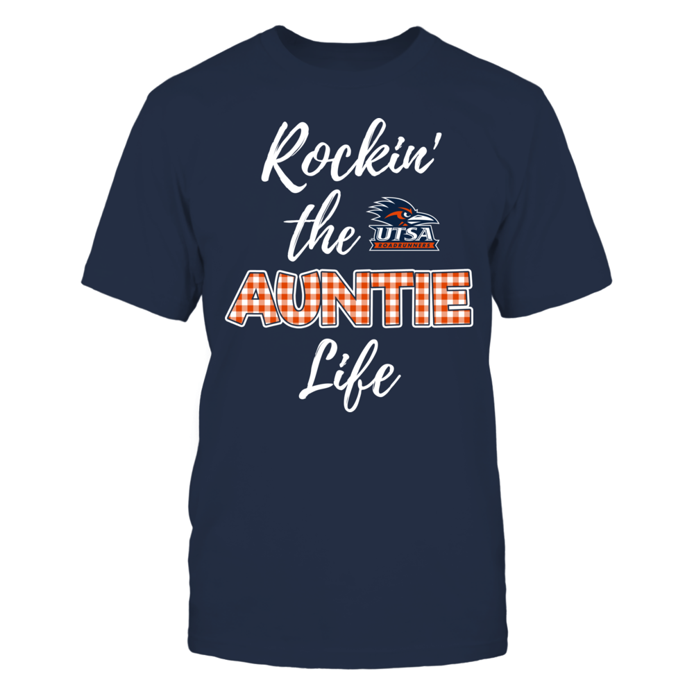 UTSA Roadrunners - Rockin the Auntie Life Front picture