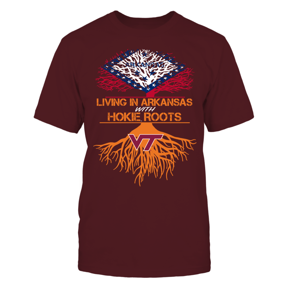 Virginia Tech Hokies - Living Roots Arkansas Front picture