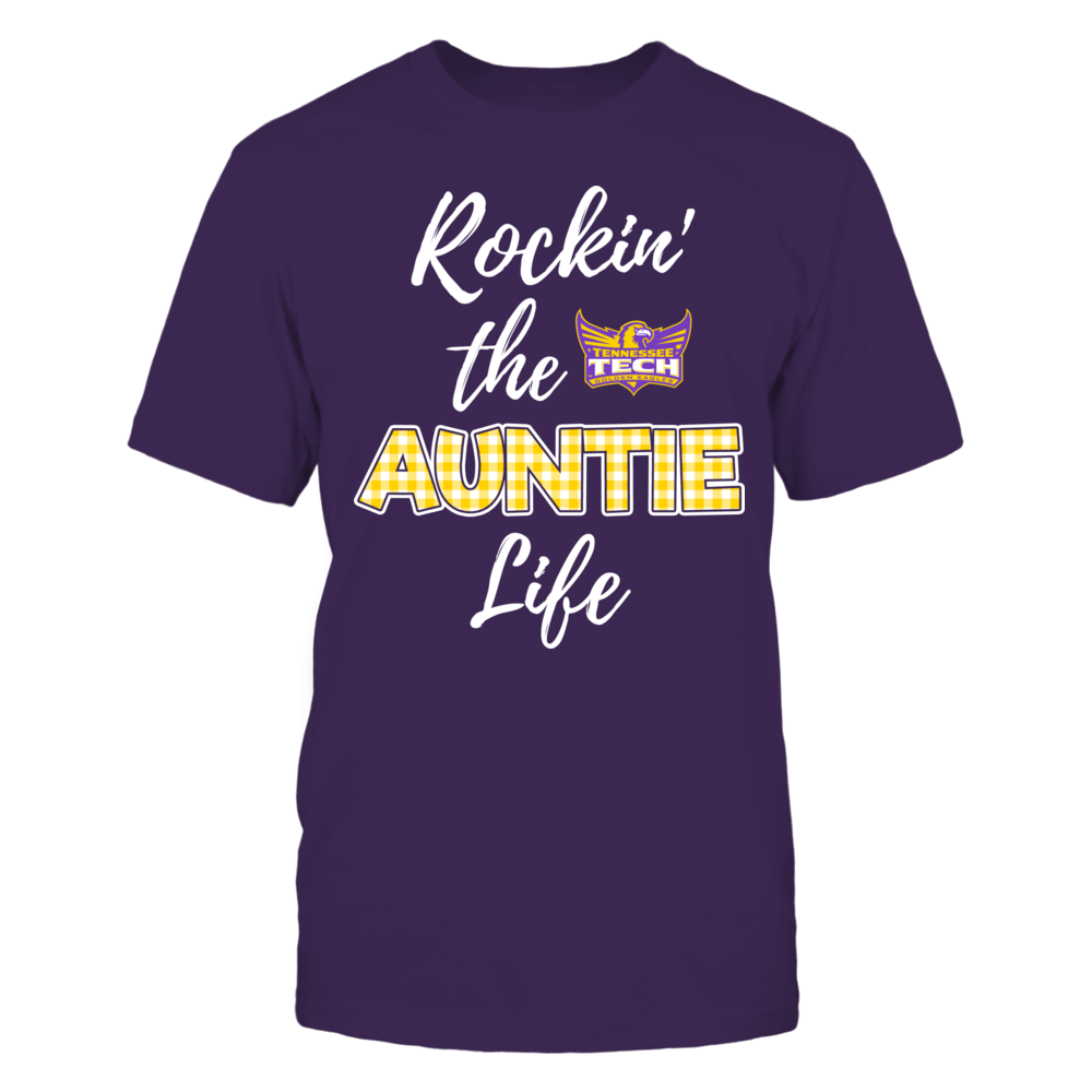 Tennessee Tech Golden Eagles - Rockin the Auntie Life Front picture