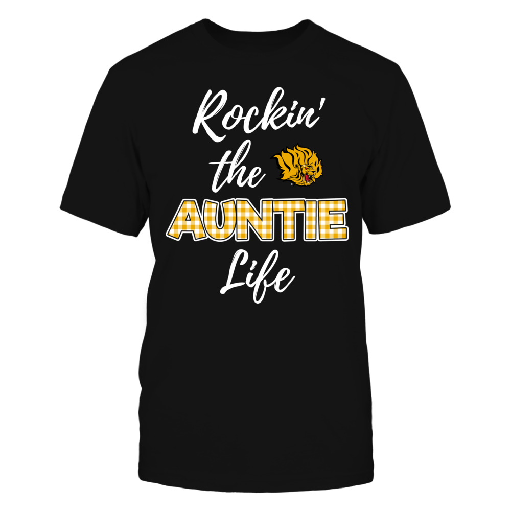 Arkansas Pine Bluff Golden Lions - Rockin the Auntie Life Front picture
