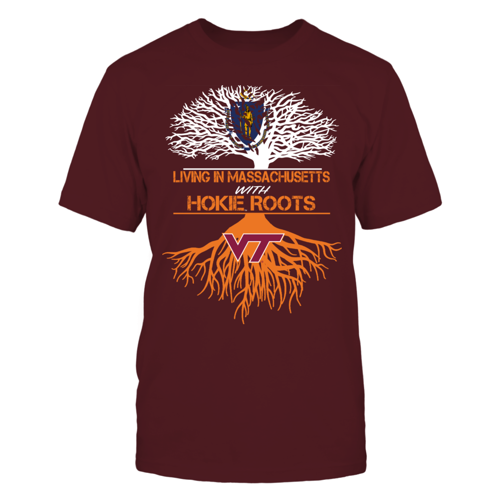 Virginia Tech Hokies - Living Roots Massachusetts Front picture