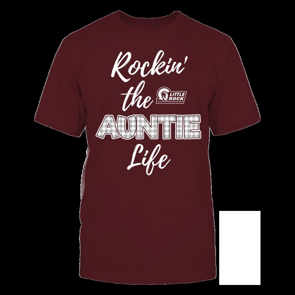 Arkansas Little Rock Trojans - Rockin the Auntie Life Front picture