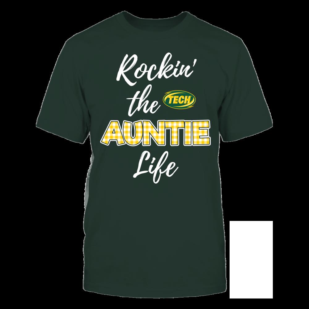 Arkansas Tech Golden Suns - Rockin the Auntie Life Front picture