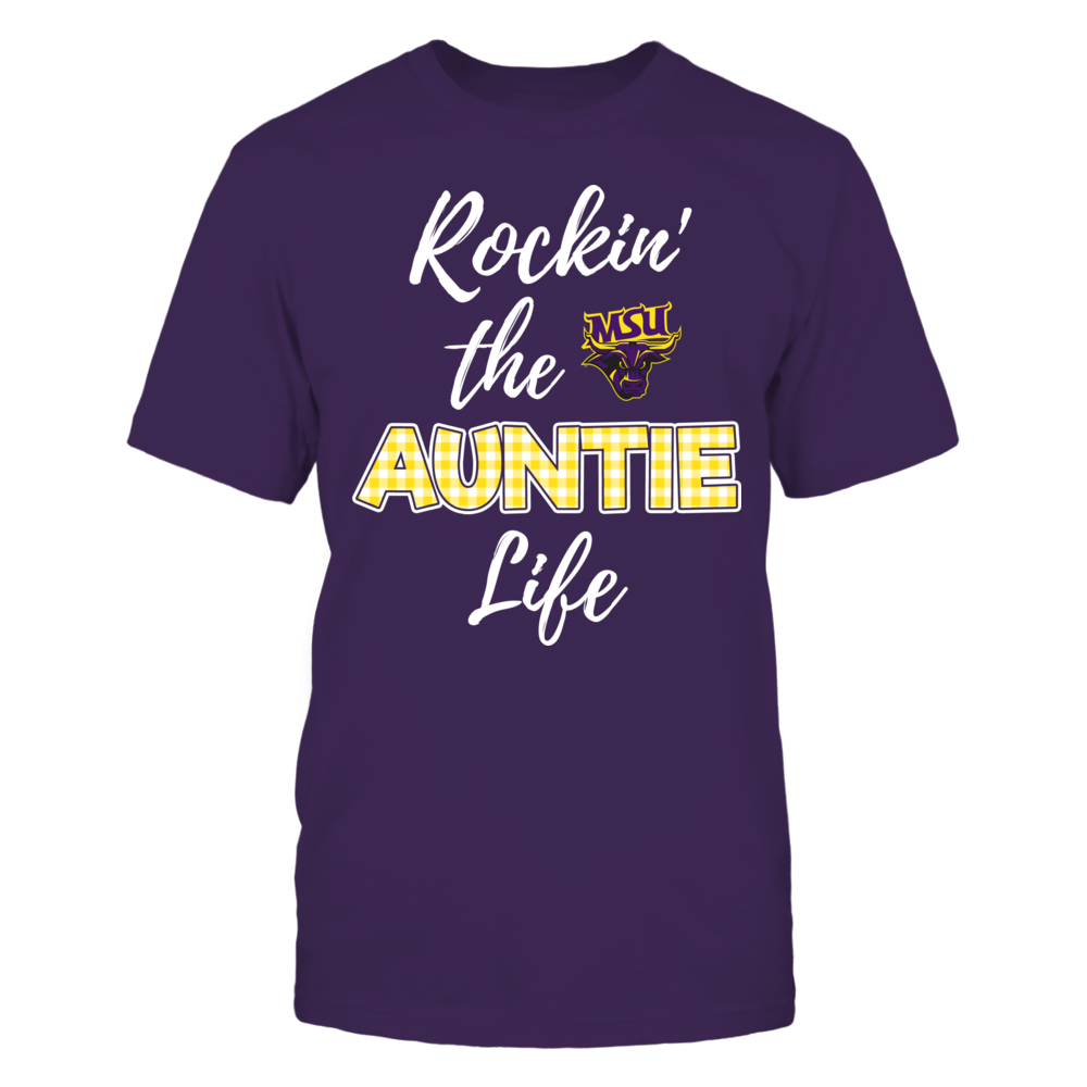 Minnesota State Mavericks - Rockin the Auntie Life Front picture