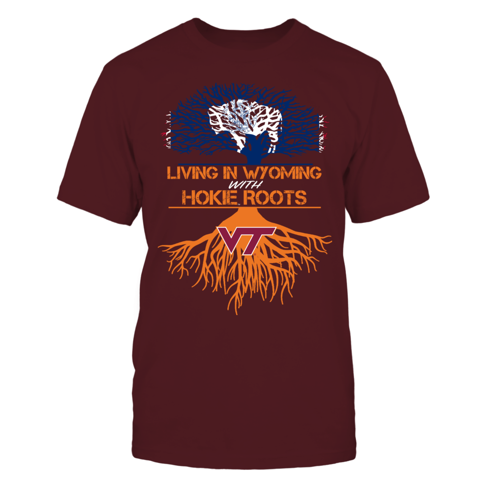 Virginia Tech Hokies - Living Roots Wyoming Front picture
