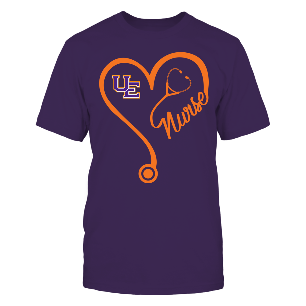 Evansville Purple Aces - Nurse Heart and Team Front picture
