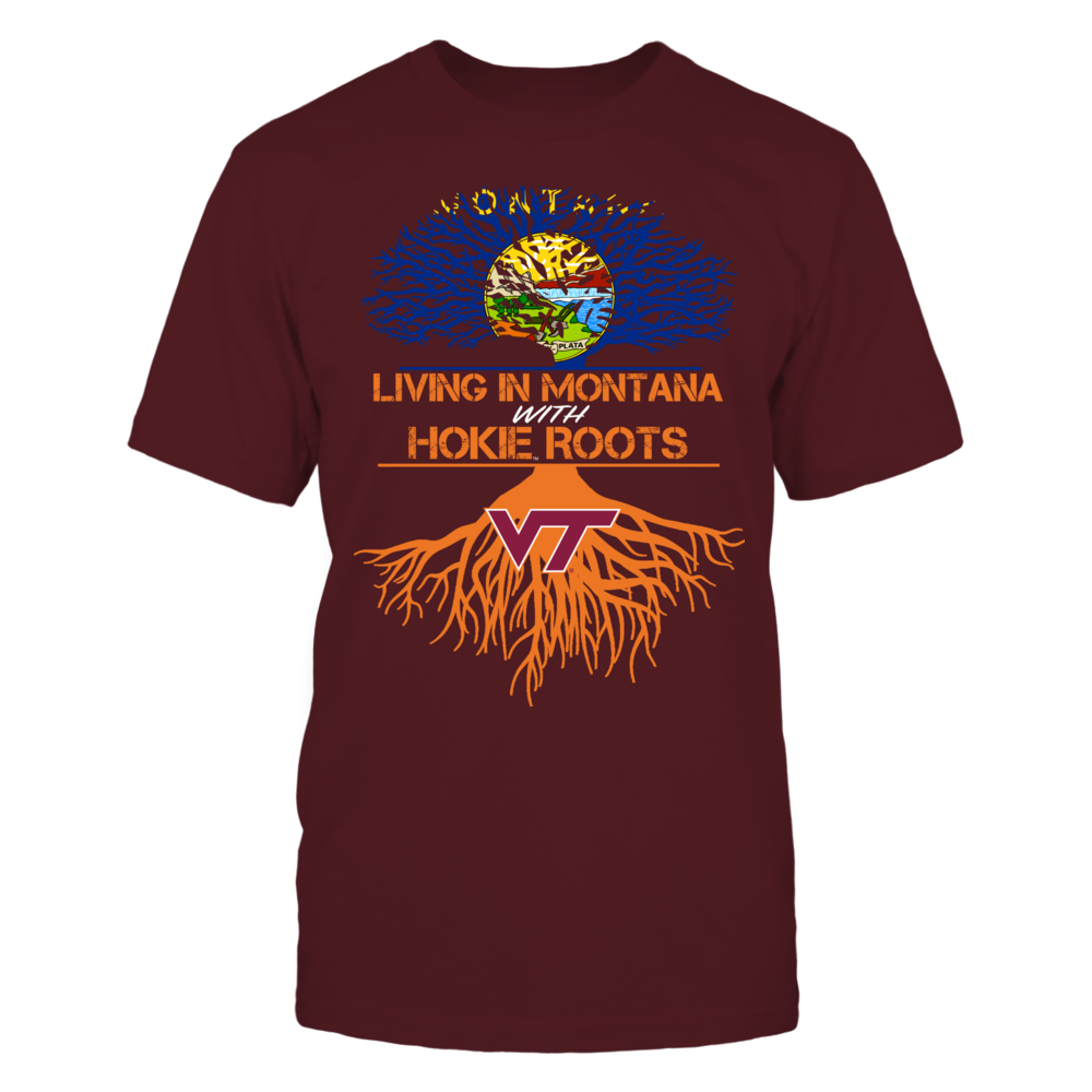 Virginia Tech Hokies - Living Roots Montana Front picture