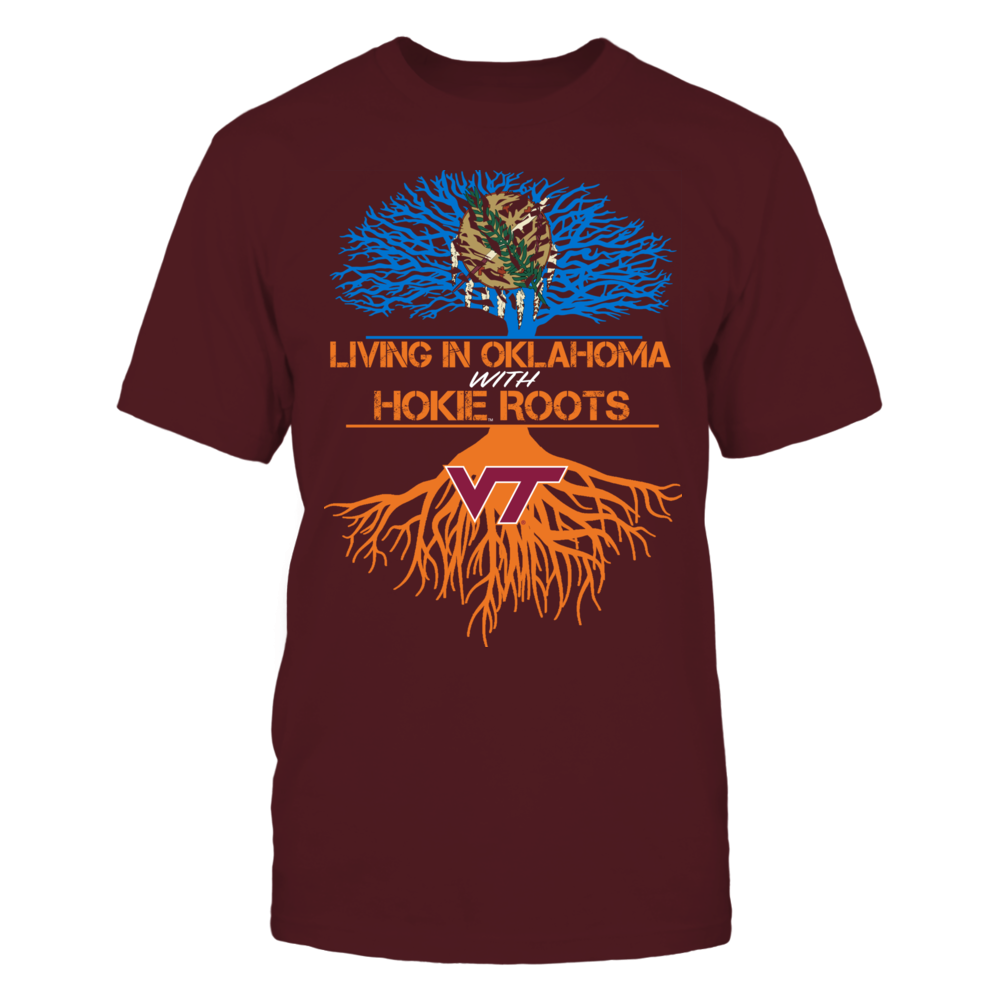 Virginia Tech Hokies - Living Roots Oklahoma Front picture