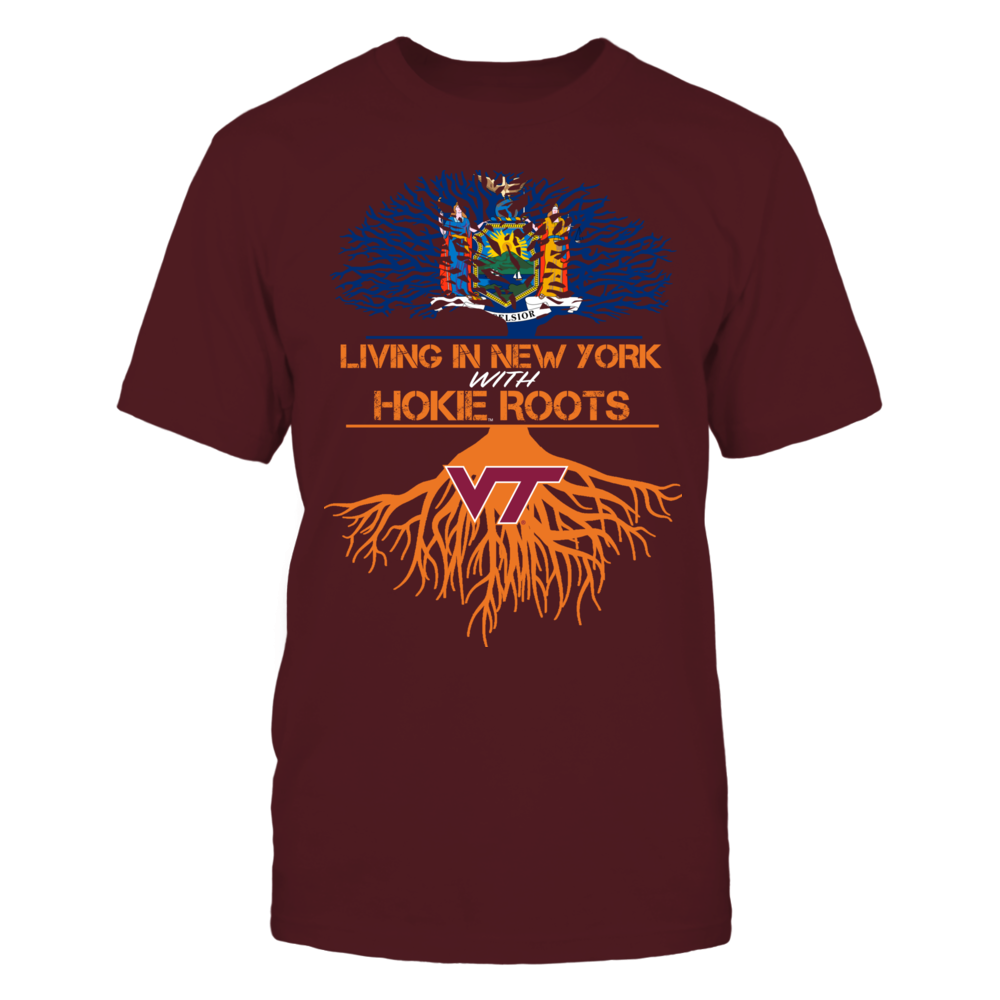 Virginia Tech Hokies - Living Roots New York Front picture