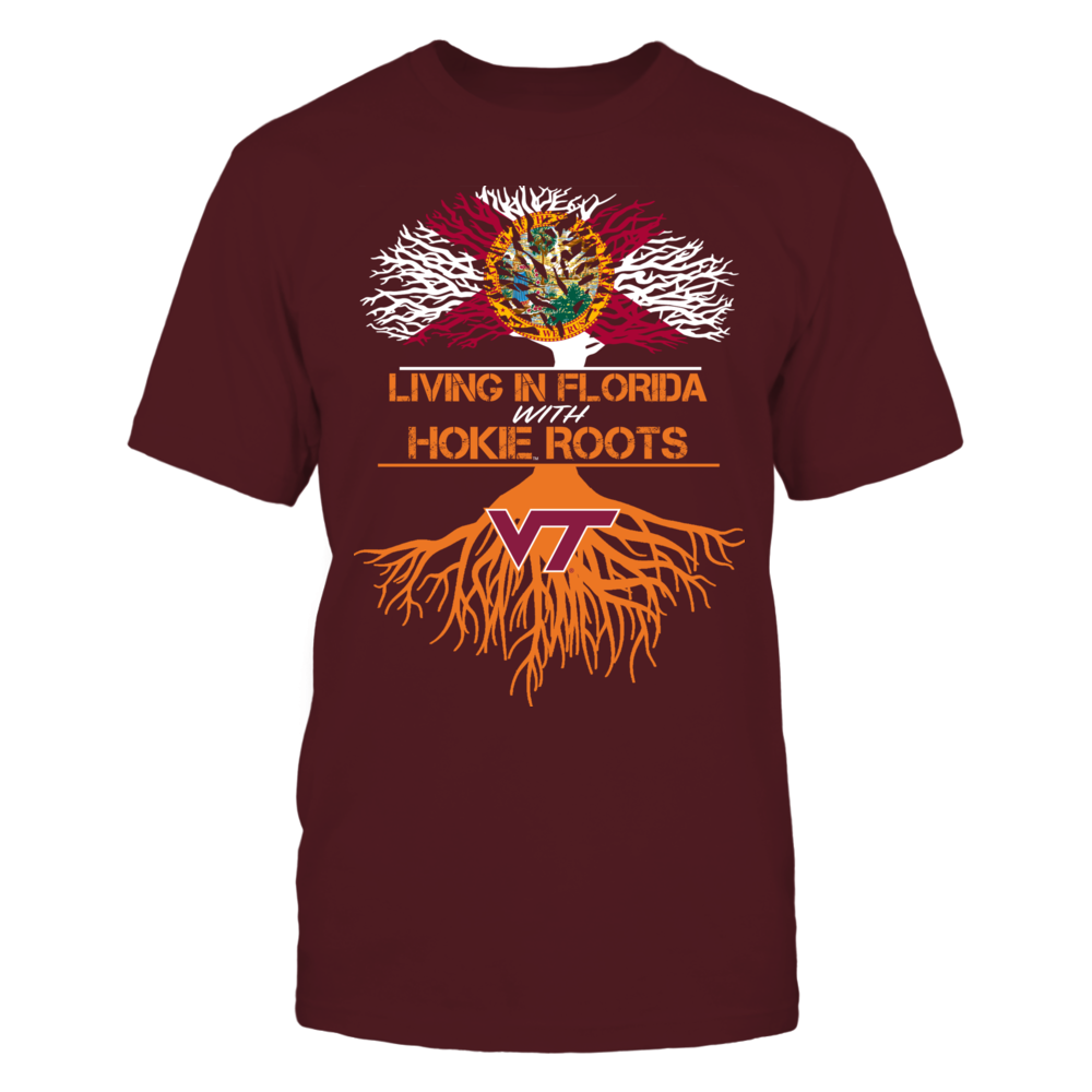 Virginia Tech Hokies - Living Roots Florida Front picture